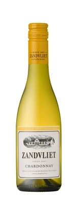 ZANDVLIET ESTATE CHARDONNAY - 6 x 375ml