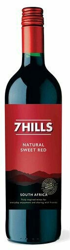 7 HILLS  SWEET RED