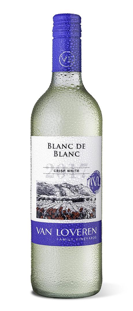 VAN LOVEREN BLANC DE BLANC - 12 x 500ml