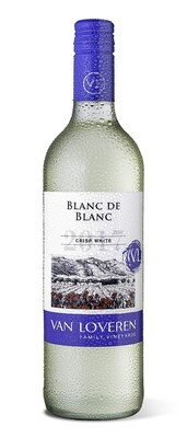 VAN LOVEREN BLANC DE BLANC - 12 x 500ml