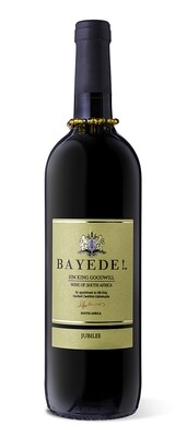 BAYEDE! HMK GOODWILL JUBILEE CABERNET SAUVIGNON/MERLOT - 6 x 750ml
