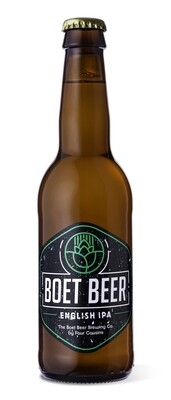 BOET BEER ENGLISH IPA - 24 x 340ml