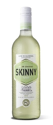 FOUR COUSINS SKINNY WHITE - 12 x 750ml