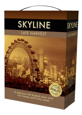 SKYLINE LATE HARVEST - 4 x 3L