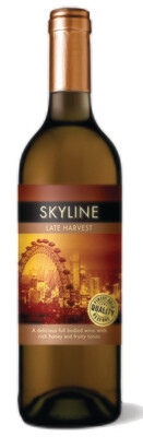 SKYLINE LATE HARVEST - 6 x 750 ml