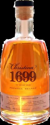 CHRISTINA BRANDY 10 YEAR - 6 x 750ml