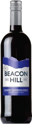 BEACON HILL CABERNET MERLOT - 6 x 750ml