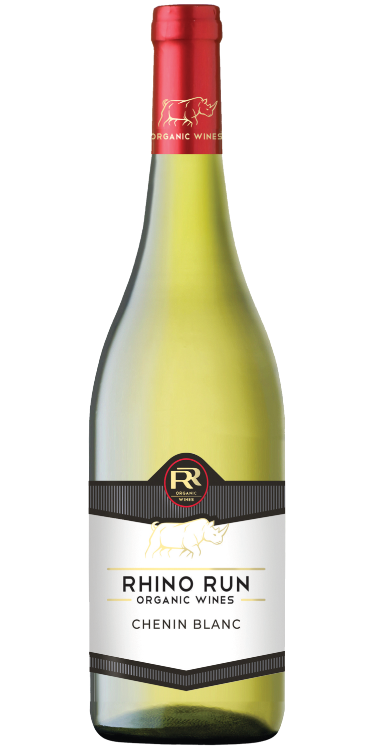 RHINO RUN ORGANIC CHENIN BLANC - 6 x 750ml
