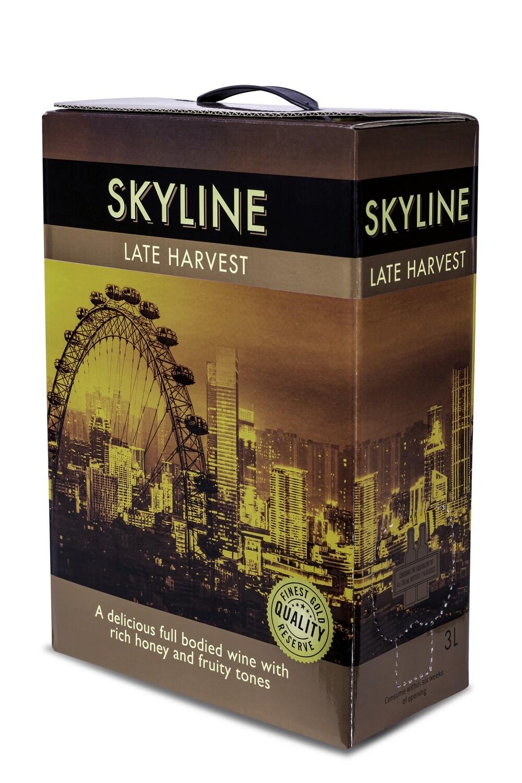 SKYLINE LATE HARVEST - 4 x 3L