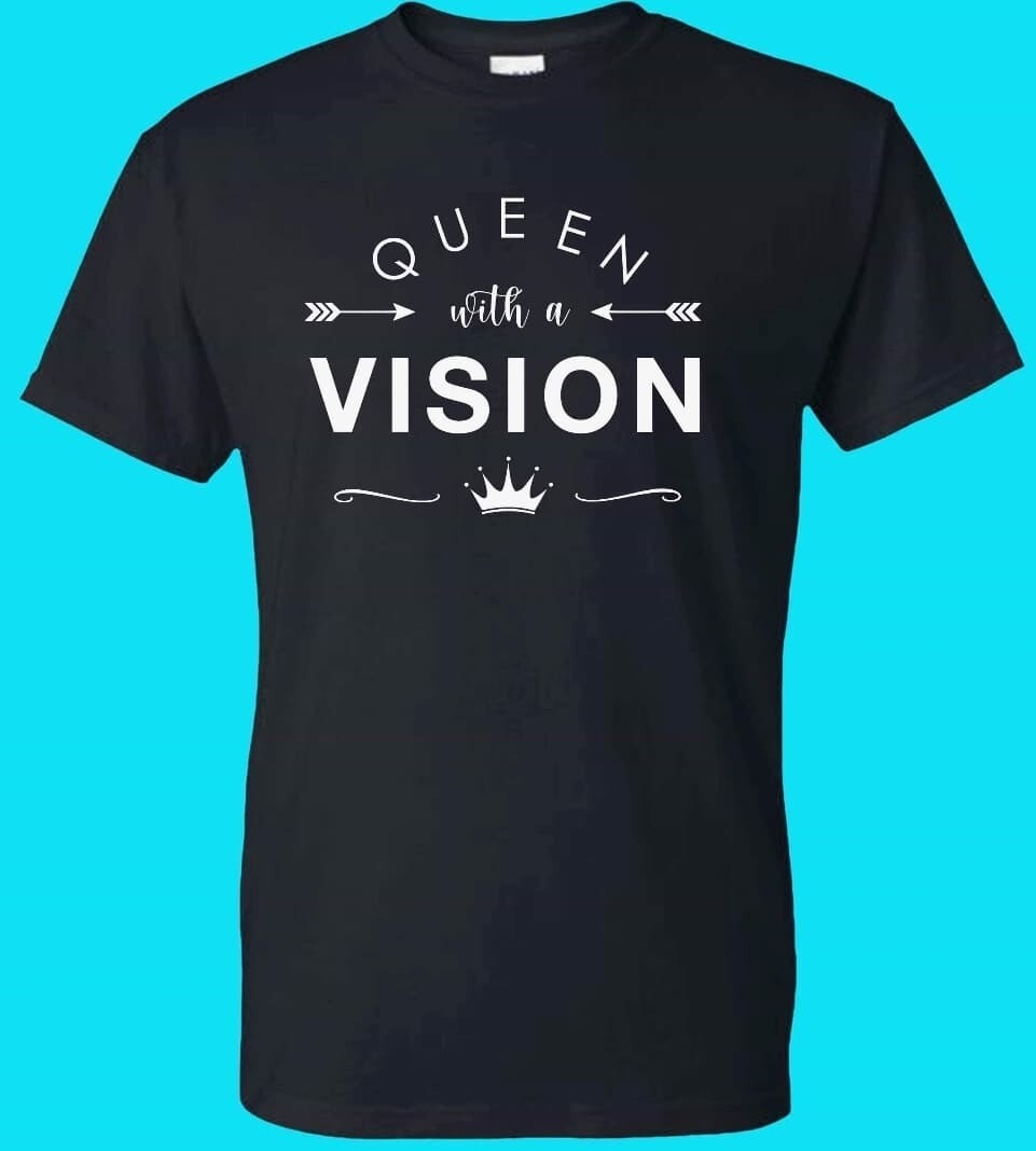 Queen with a Vision