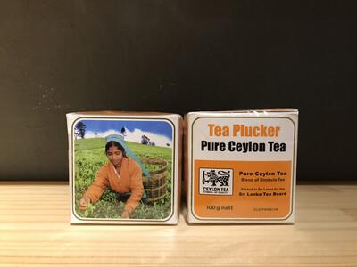 CEYLON TEA PLUCKER ティープラッカー 100g