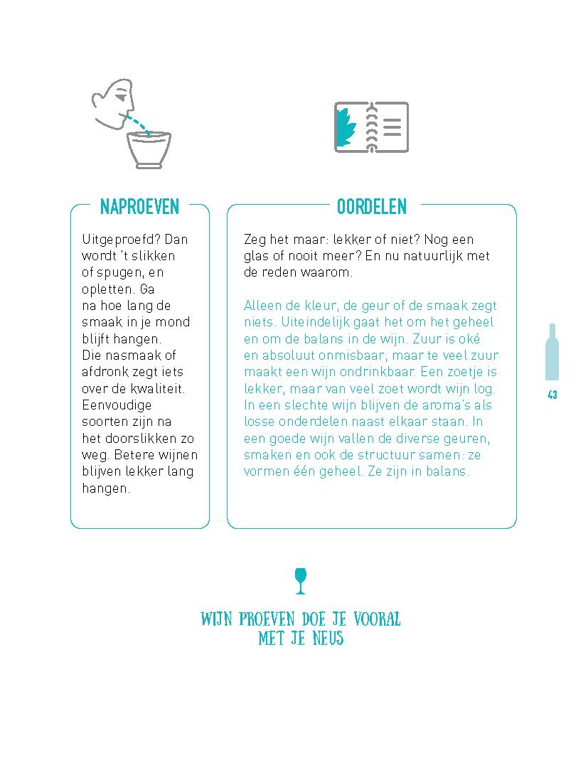 Cursusboekje: Ik weet wat van wijn - SDEN-Niveau 1