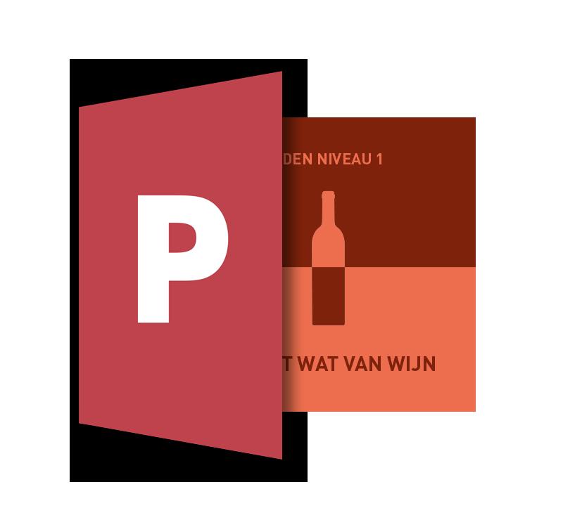 Powerpoint Presentatie: Ik weet wat van wijn - SDEN-Niveau 1 00007