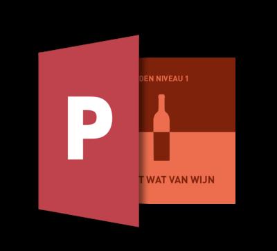 Powerpoint Presentatie: Ik weet wat van wijn - SDEN-Niveau 1