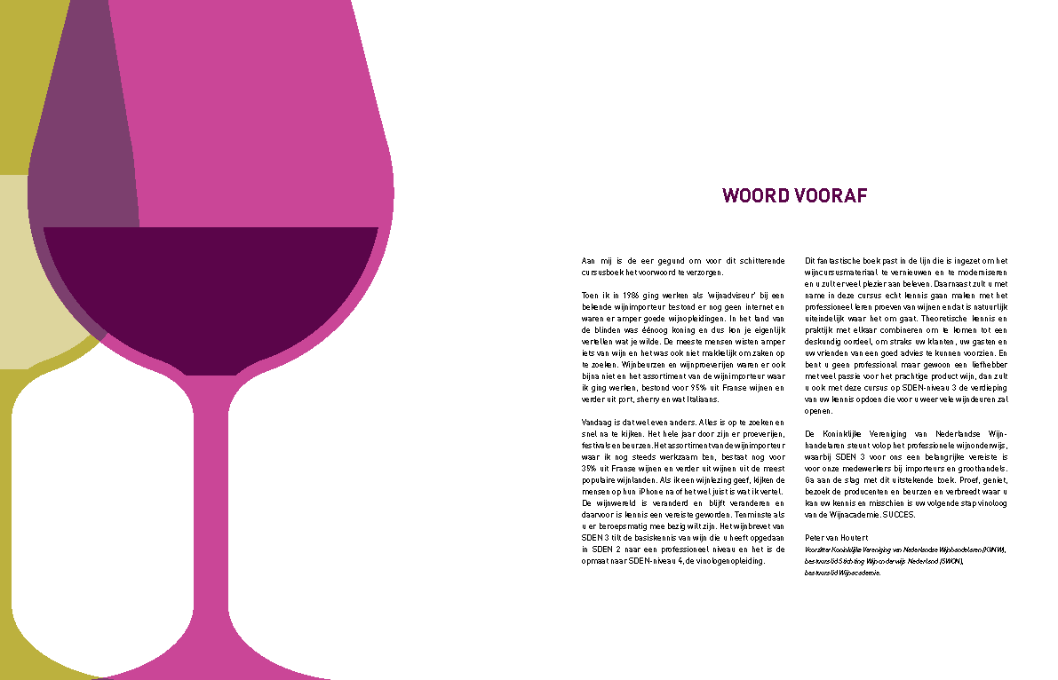 Cursusboek: Ik weet veel van wijn - SDEN-Niveau 3