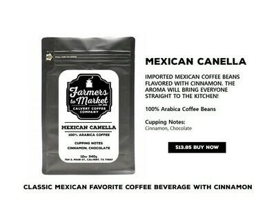 MEXICAN CANELLA