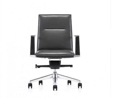 XO B18S  Konferansestol med mellomhøy rygg