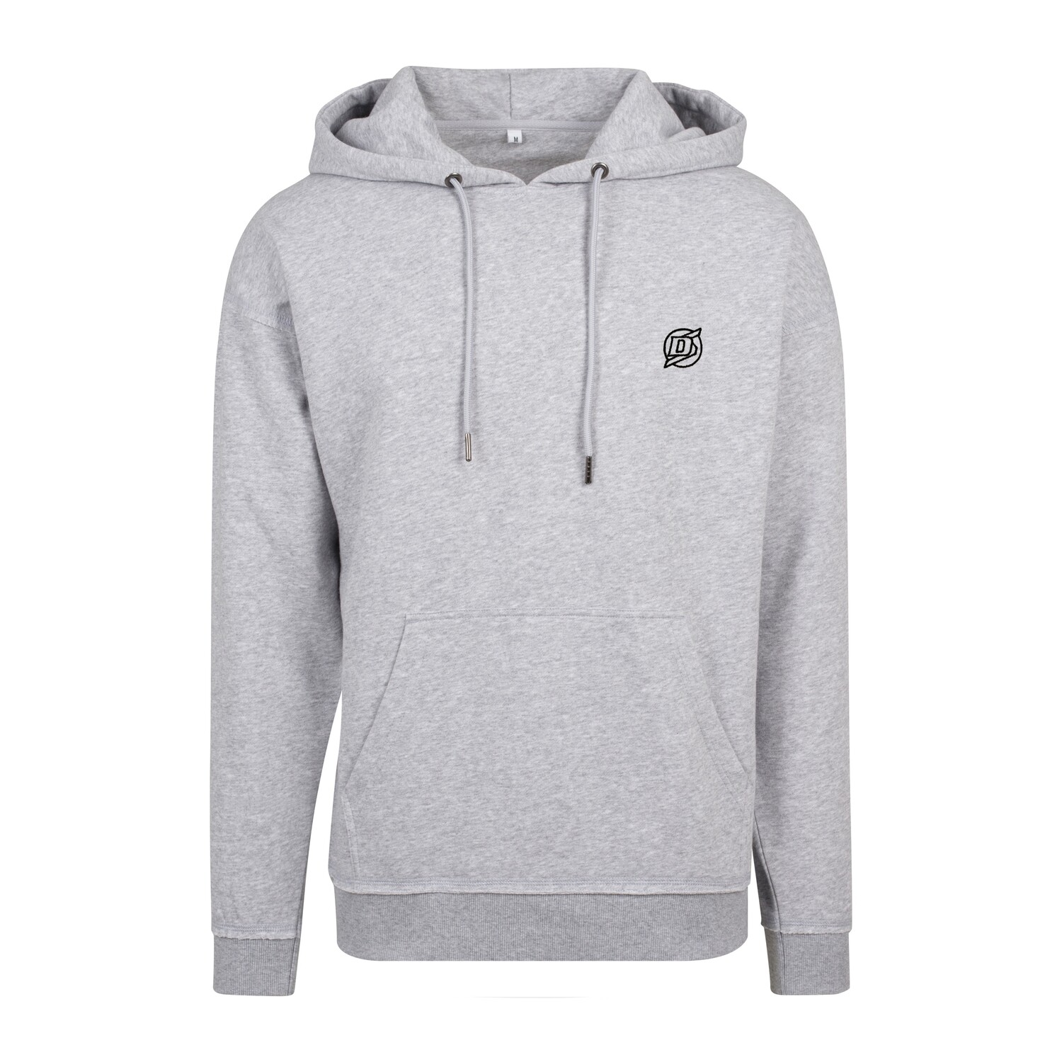 DS Oversize Grey Hoodie stitched