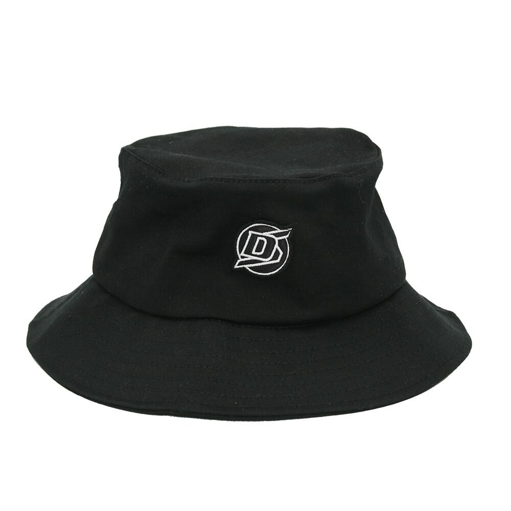Damned SB Flexfit Cotton Twill Black Bucket Hat