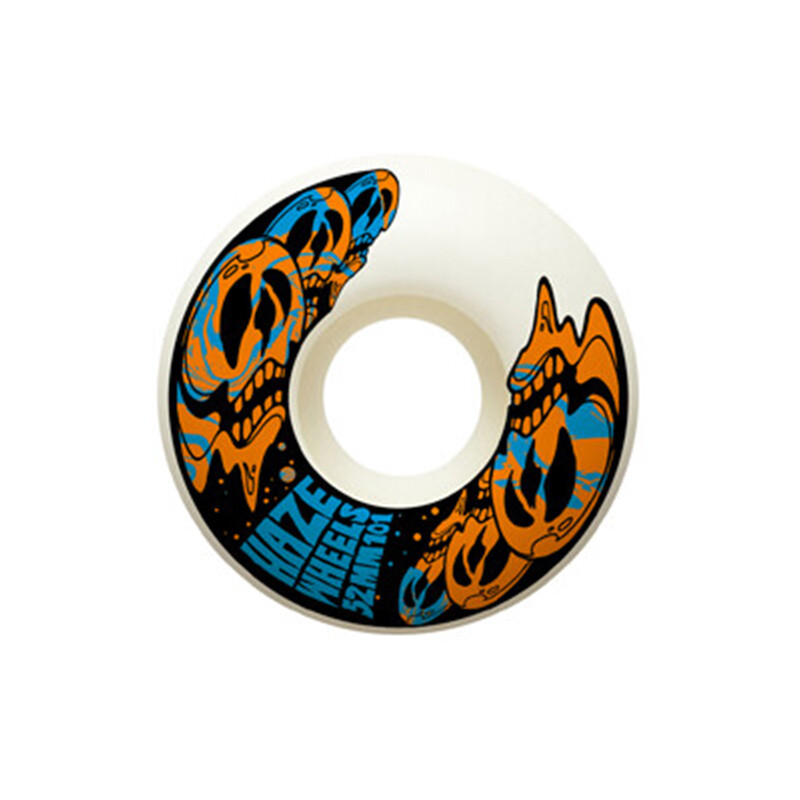 HAZE WHEELS Death On Acid 52MM 101A Set