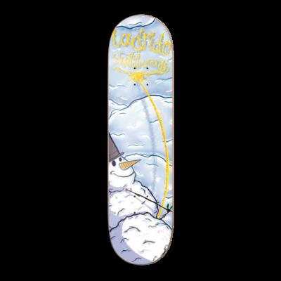 Ladrido Snowman Deck MID Concave inkl. Griptape