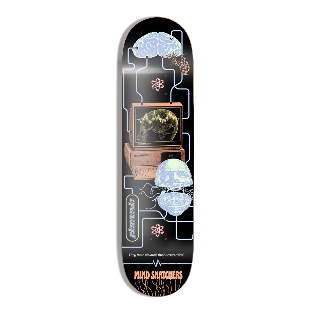 PS Mind Control Edition #2 MID Concave inkl. Griptape