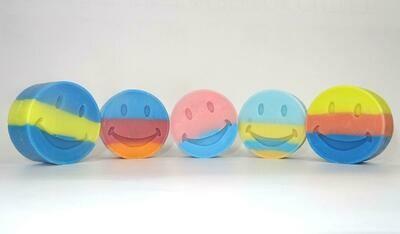Ladrido Smiley WAX (5 Stück)
