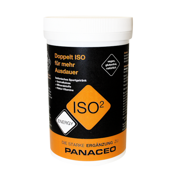 PANACEO ENERGY ISO² PULVER 400 G