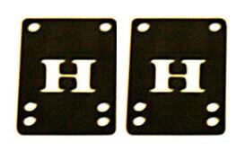 HVC Schockpads 3mm Set