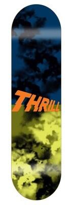 """THRILL Smoke 8.25"""" inkl. Griptape"""