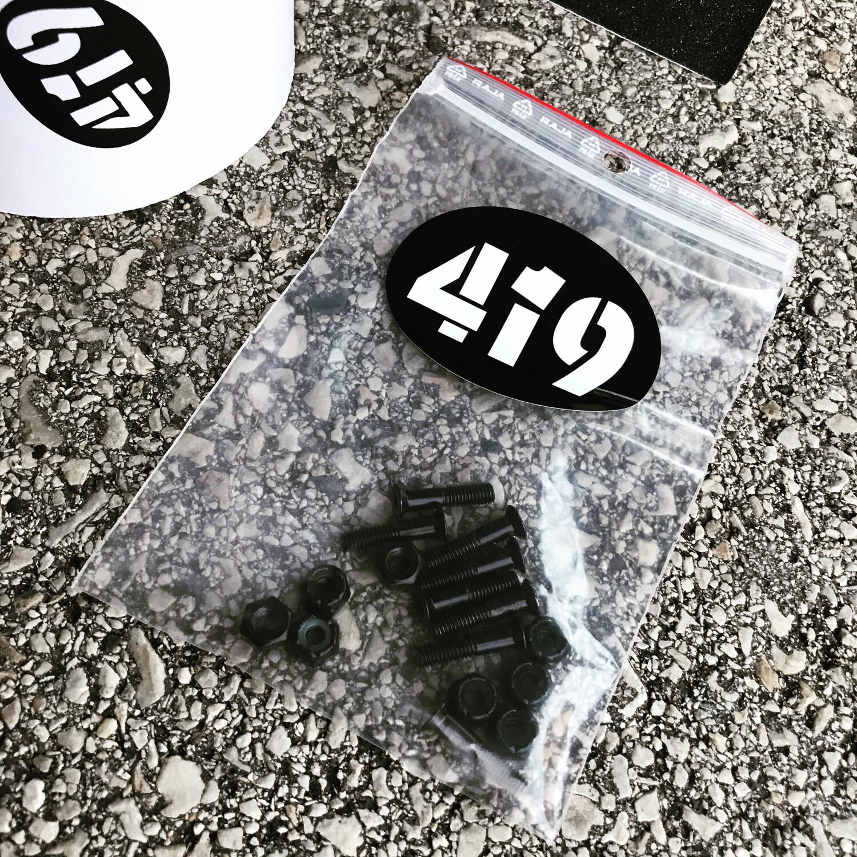"""419 Schrauben Set Inbus 7/8"""""""