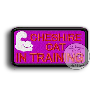 Cheshire Cat In Training