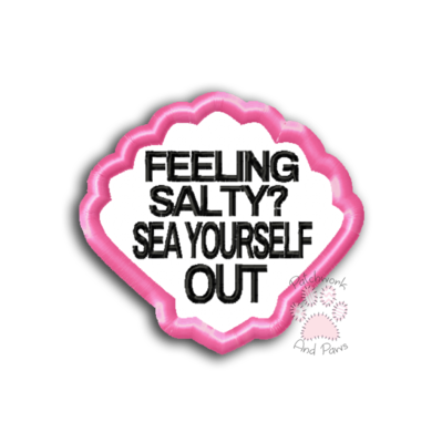 Feeling Salty? Sea Yourself Out