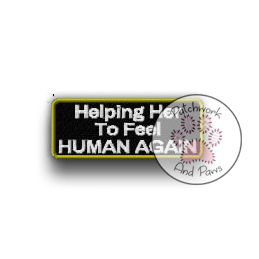 Helping Her to Feel Human Again - text only