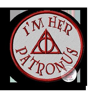 I'm Her Patronus