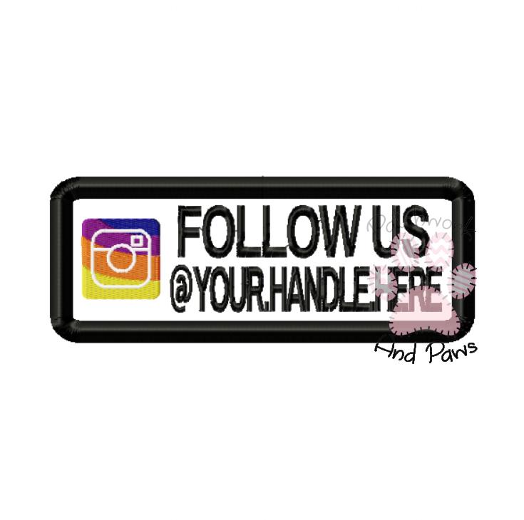 Follow Us Instagram