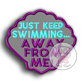 Just Keep Swimming...
