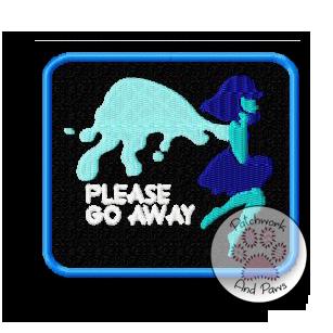 Please Go Away (Lapis)
