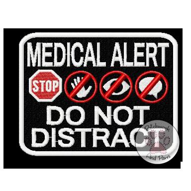 Medical Alert Symbols