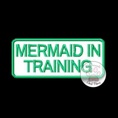 Mermaid In Training