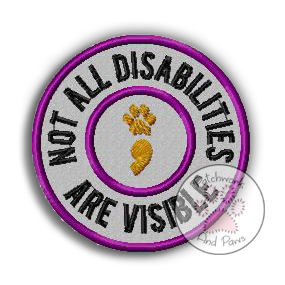 Not All Disabilities Are Visible - Semicolon
