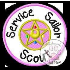 Service Sailor Scout