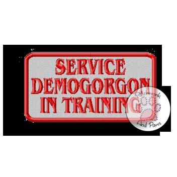 Service Demogorgon In Training