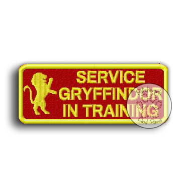 Service Gryffindor In Training