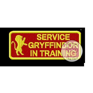 Service Gryffindor In Training