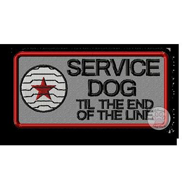 Service Dog - Winter Soldier