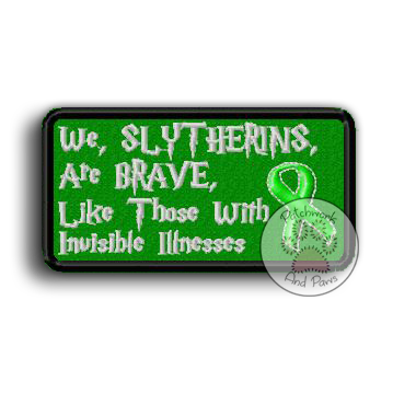 We Slytherins Are Brave