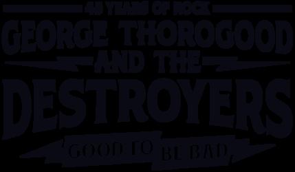 George Thorogood Online Store