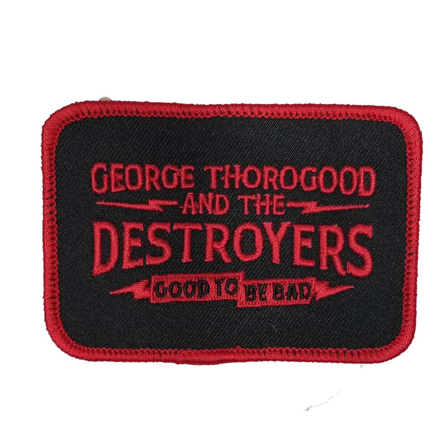 Good To Be Bad Patch