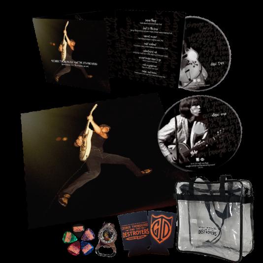 Pre-Order - CD Bundle - Live in Boston, 1982 - The Complete Concert
